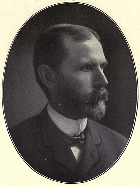 Frederick Rueckheim portrait