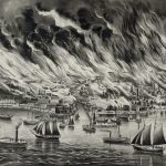 Great Chicago Fire of October 8, 1871