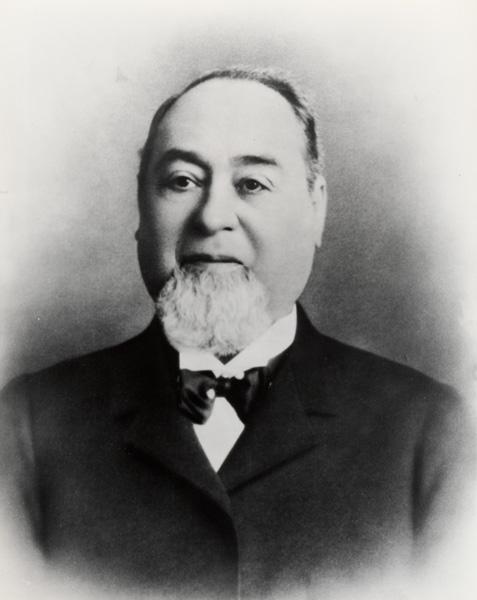 Levi Strauss, ca. 1890