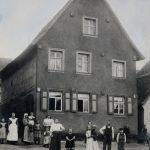 Levi Strauss' birth home