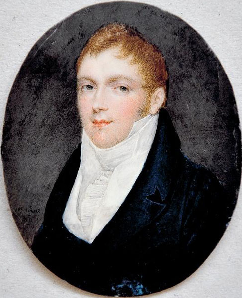 David Parish as young man, n.d.