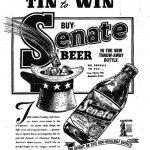 Christian Heurich Advertisement, 1942