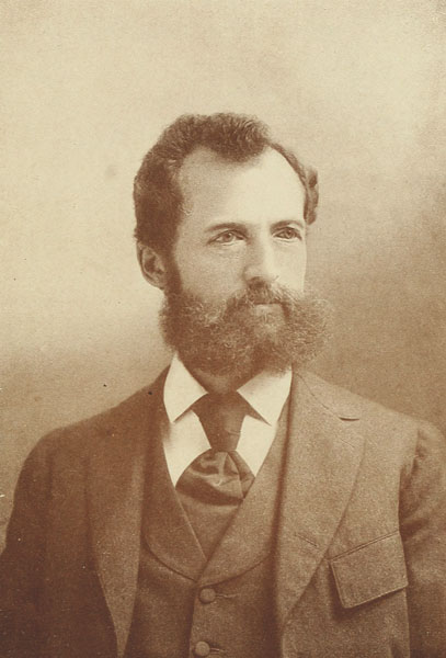 Ottmar Mergenthaler Portrait