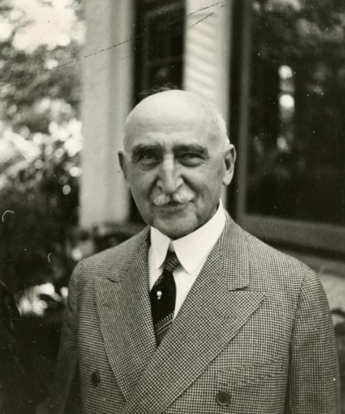 Emil J. Brach Portrait, 1945