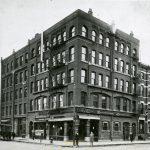 E. J. Brach building, LaSalle and Illinois Street, ca. 1909