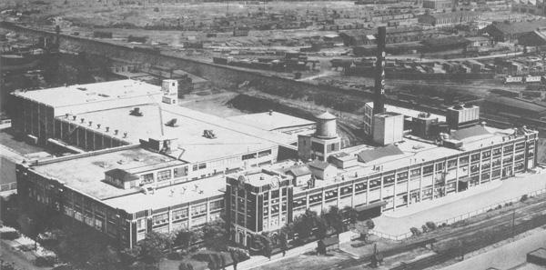 Brach Factory Building, 1940s