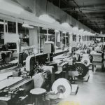 Brach's wrapping machines, ca. 1947