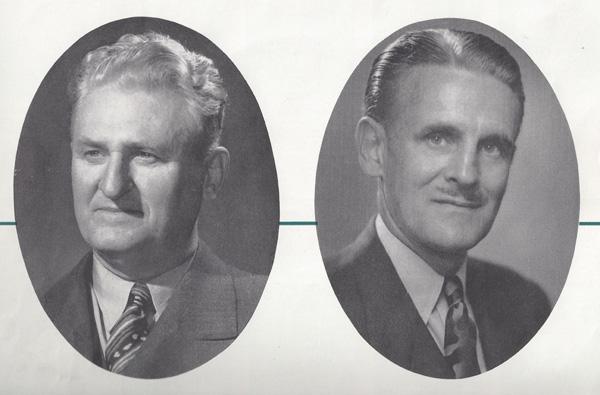 Edwin and Frank Brach