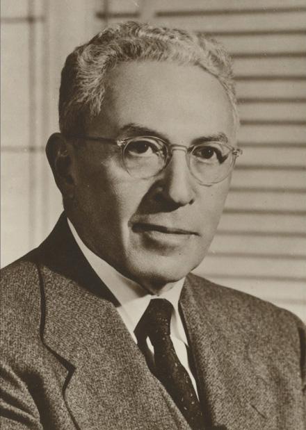 Harry Wollenberg, ca. 1950