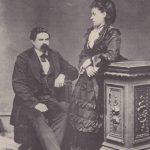 Louis Wollenberg and Fannie Kalischer, Castro Valley, California, 1871
