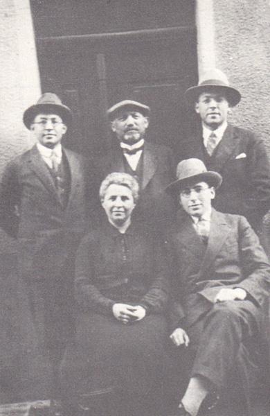 The Jeselsohn family, n.d.
