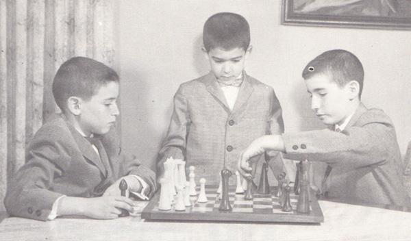 Michael, Daniel and Benjamin Jesselson, n.d.