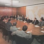 Philipp Brothers division staff meeting