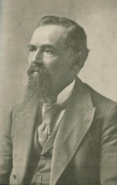 August Ringling portrait