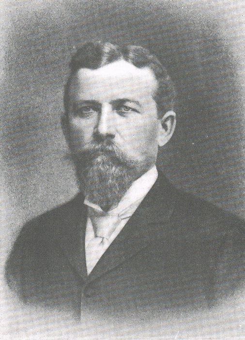 Christian Heurich, ca 1880s