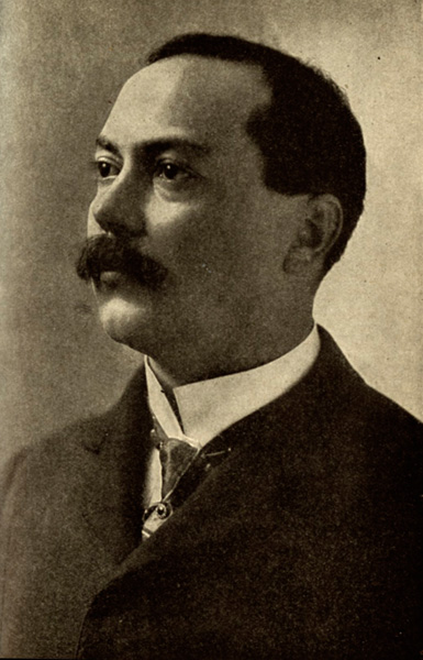 Alfred Ringling portrait