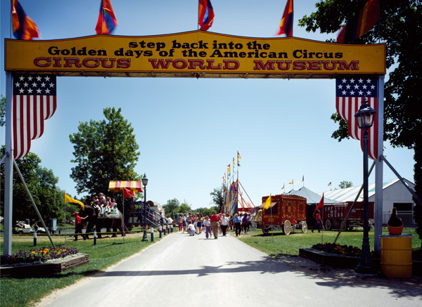 Circus World Museum, Baraboo, WI