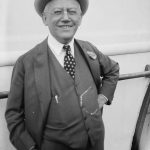 Portrait of Carl Laemmle