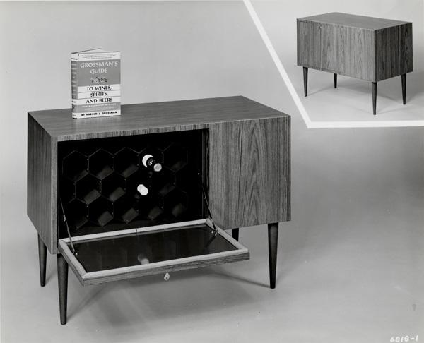 "Cramanna ""Modern Wine Cellar,"" 1966"