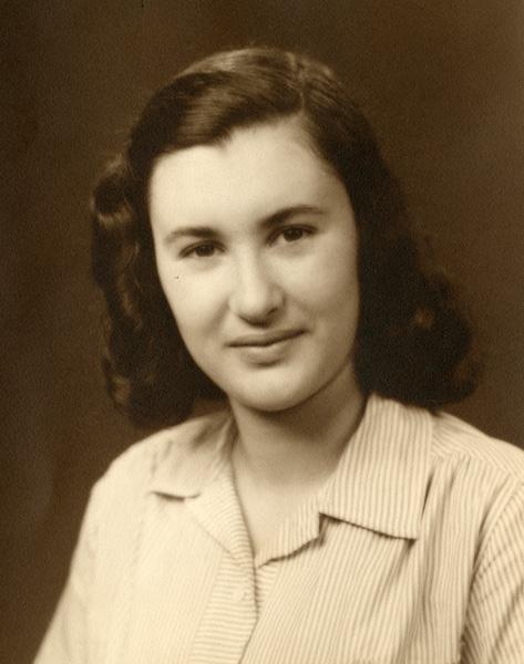 Eleanor Cramer, New York City, ca. 1950