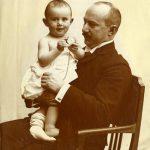 Hans S. Cramer and son Fritz, Berlin-Dahlem, 1907