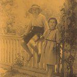 Fritz and Charlotte Cramer, Berlin-Dahlem, ca. 1918