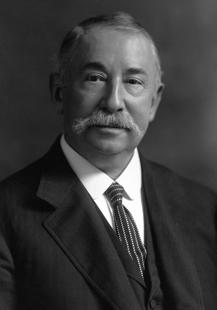 Benjamin Altman Portrait