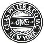 Charles Pfizer & Company Inc. Corporate Logo, 1880-1948