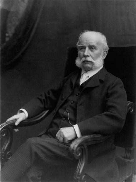 Charles Pfizer, ca. 1890
