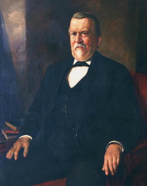 Charles Erhart, January 1, 1890