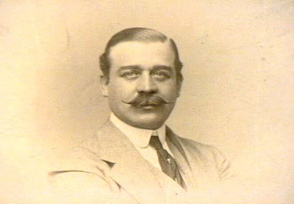 Emile Pfizer, ca. 1920