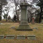 Pfizer family burial plot in Green-Wood Cemetery, Brooklyn, New York