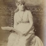 Fanny Davenport as Fedora, ca. 1884