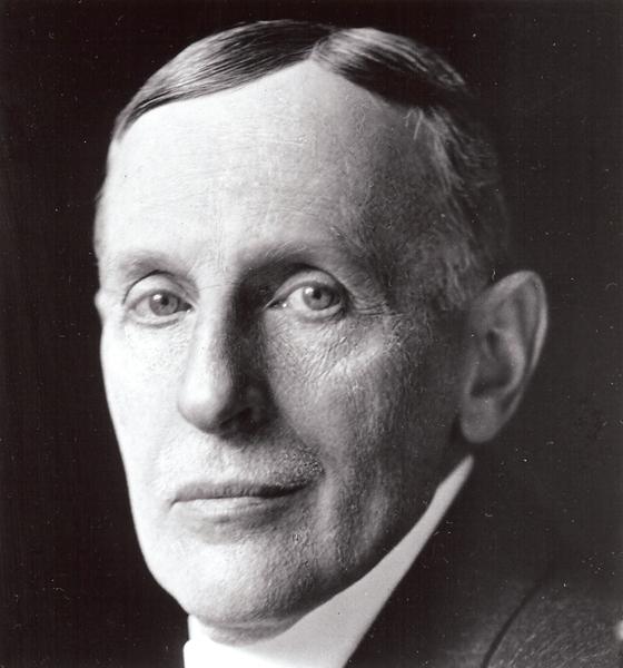 Marc Klaw Portrait, ca. 1905