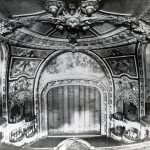 New Amsterdam Theatre, Interior Proscenium, ca. 1905
