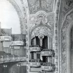 New Amsterdam Theatre, Interior, Left Box Seats, n.d.