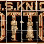 Otto, A German, Mr. & Mrs. George S. Knight, ca. 1879