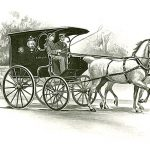 B. Altman & Co. Delivery Wagon, B. Altman & Co. Book of Styles, 1904