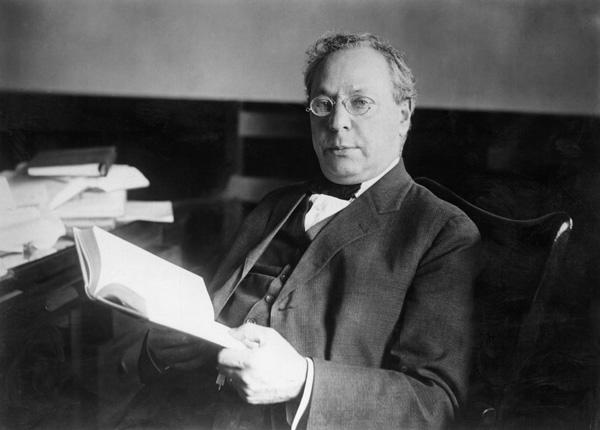 American Judge Louis Marshall, September 12, 1929