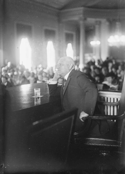 Daniel Guggenheim, ca. 1910-1915