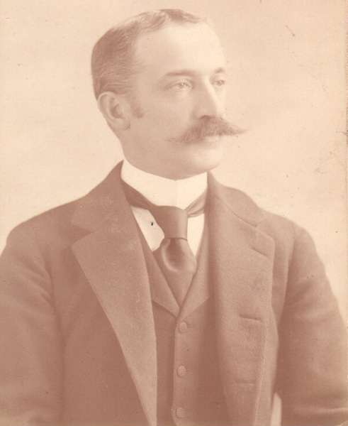 Isaac Untermyer, n.d.