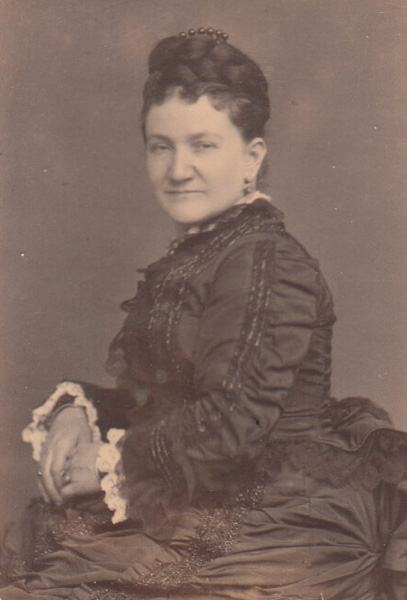 Therese Untermyer (formerly Therese Guggenheimer), n.d.