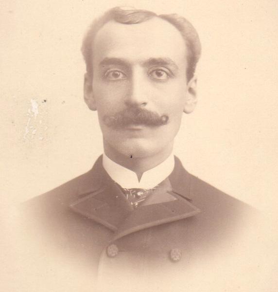Adolph Steinhardt, n.d.