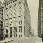 Office at 46 Wall Street in New York City used by Guggenheimer & Untermyer