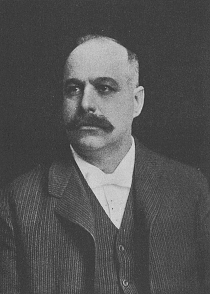 Portrait of Oscar C. Koehler, n.d.