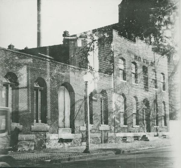 Sect Wine Company, St. Louis, Missouri, 1880s