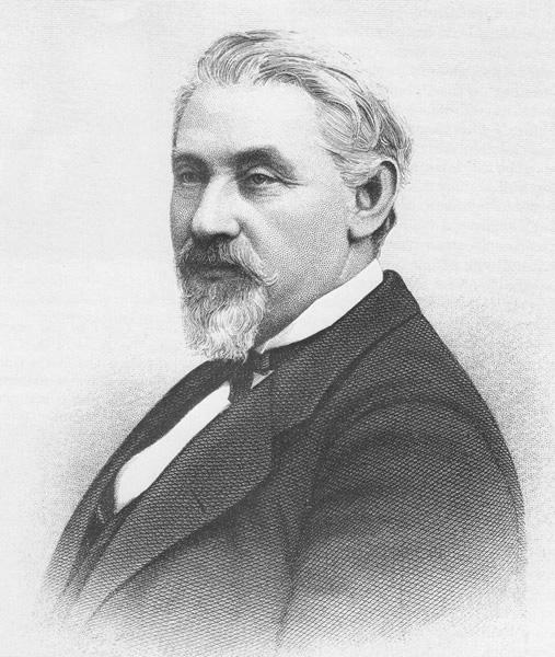 Joseph Seligman Portrait, n.d