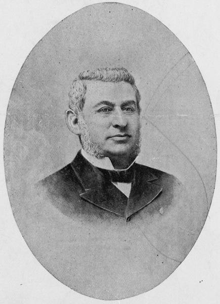 Jesse Seligman Portrait, 1894