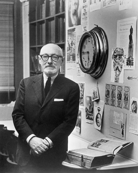 Otto L. Bettmann, 1961