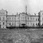 The König home in St. Petersburg